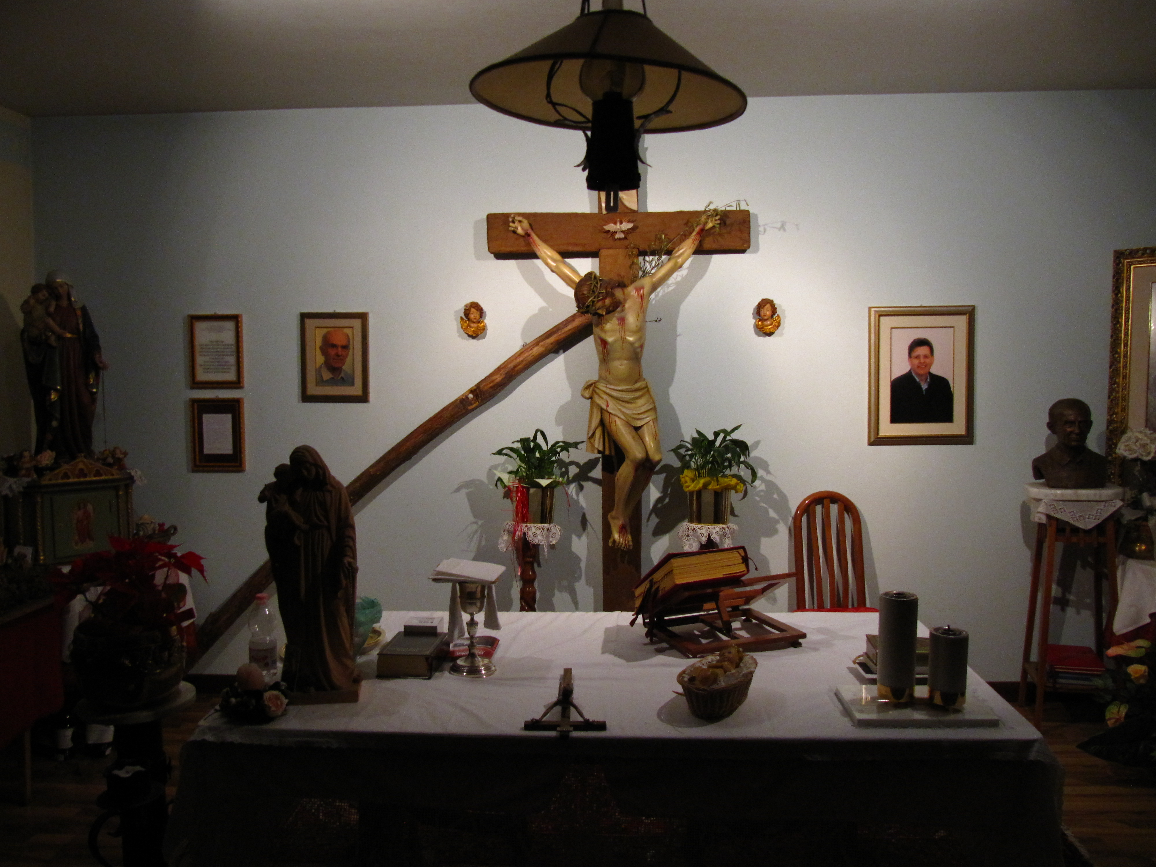 Catechesi Annunciazione a Maria