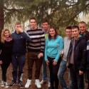 Incontro con i giovani croati