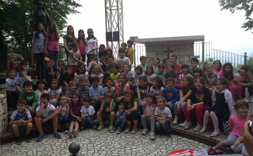 Via Crucis dei bambini